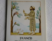 Vintage Book - Francis The Poor Man of Assisi, Tomie de Paola, First Edition, Signed by Author, Holiday House 1982