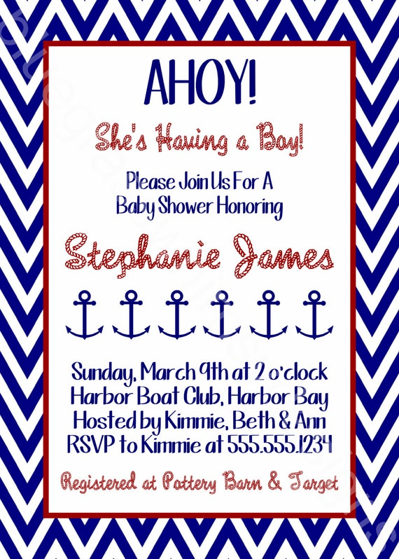 Easy Baby Shower Invitations was beautiful invitation example
