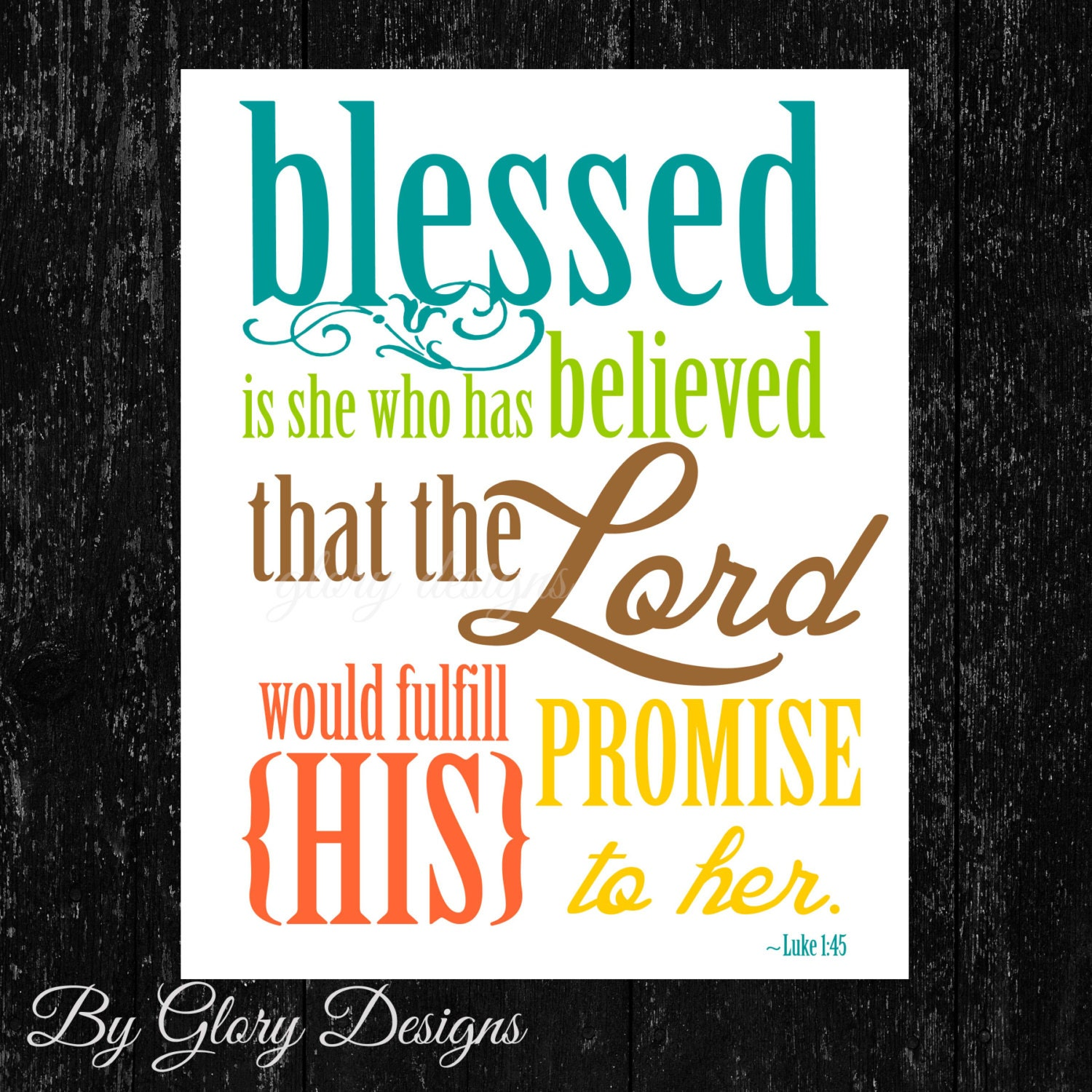 Blessed Day Quotes From The Bible: Bible Verse Women's Printable Scripture Art Printable