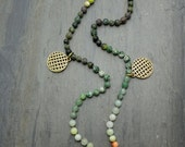 Long Zen Buddha Necklace