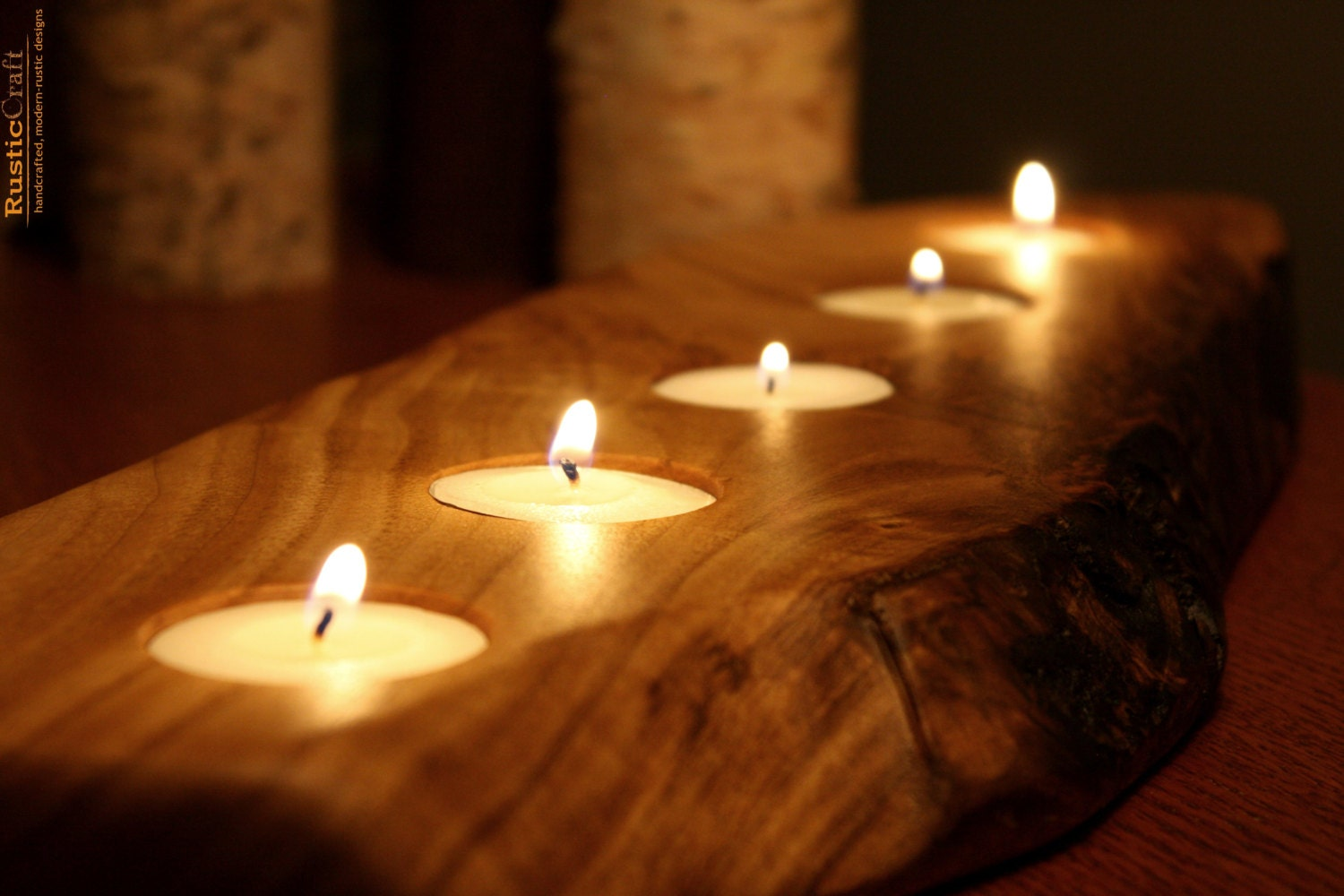 zoom - Tea Light Candle Holders