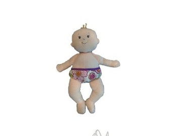 Reversible Big-Girl Doll Undies PDF Pattern - Baby Stella Size