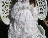 Vintage Porcelain Doll by Julie