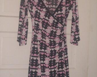 Vintage Mod Taunt Mini Dress