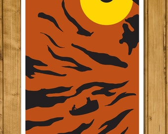 """Life of Pi Poster (11 x 17"""")"""