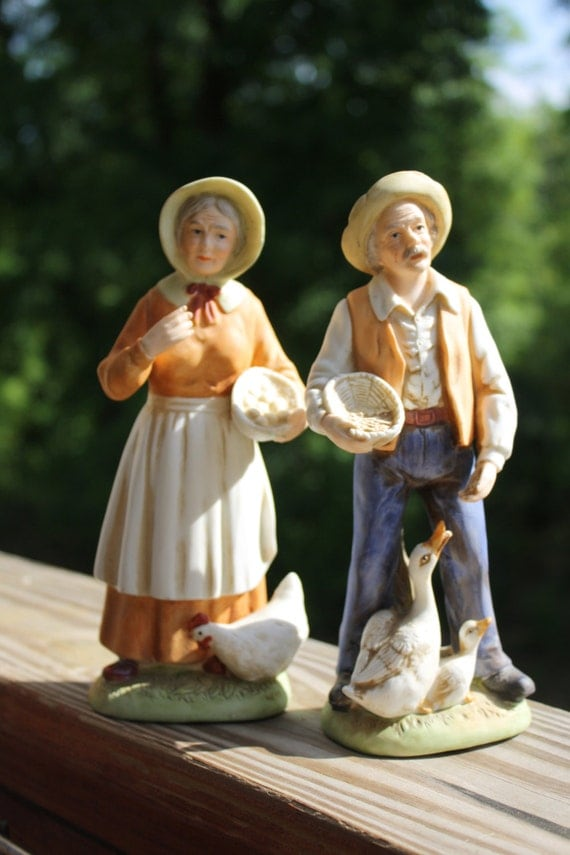 Unavailable listing on etsy Home interiors figurines homco