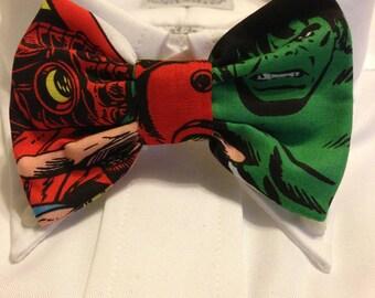 Hero Faces Bowtie / Bow Tie