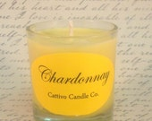 Chardonnay Scented 3oz Soy Candle