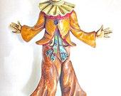 Clown Figurine  ID 050
