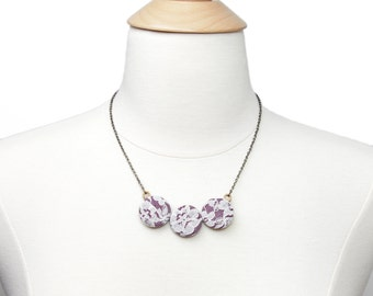 Ivory Lace Necklace - 30 Color Options