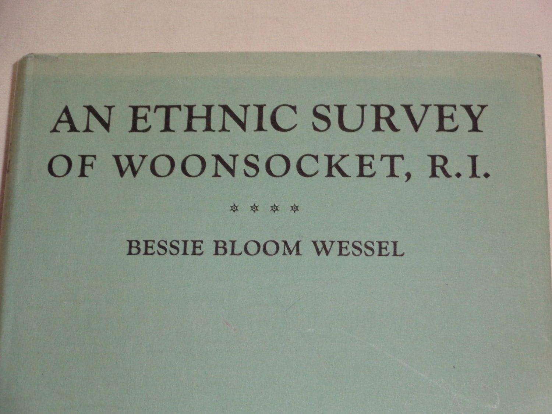 Ethnic Survey 40