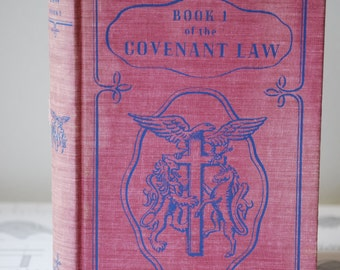 Vintage Book, Religion, Book 1 of the Covenant Law