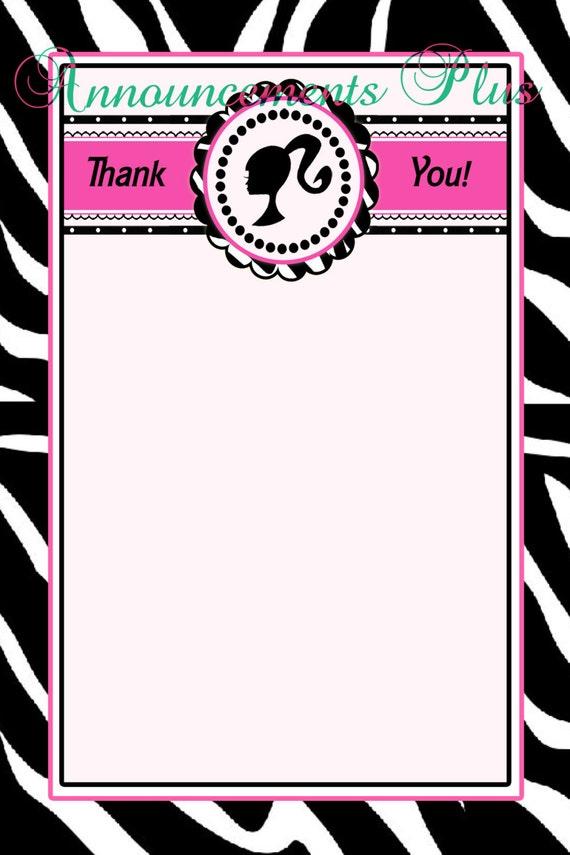 Barbie Invitation Ideas for good invitations sample