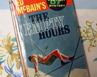 The Empty Hours, 1963 by Ed McBain