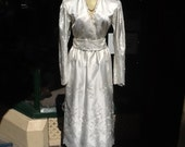 1930s Style Wedding Dress...