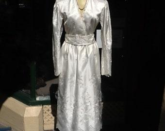 1930s Style Wedding Dress