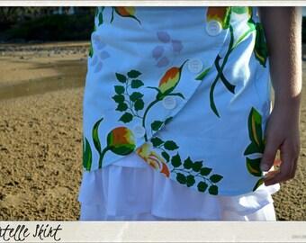 Girls Skirt - Shontelle - Toddler Girls Clothing