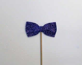 Best Photo Booth Props - Sparkly Glitter Bow Tie