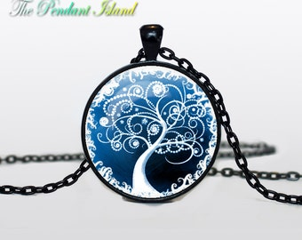 TREE OF LIFE Pendant  Tree of life Necklace  Jewelry Necklace for him  Art Gifts for Her (P3H05V06)
