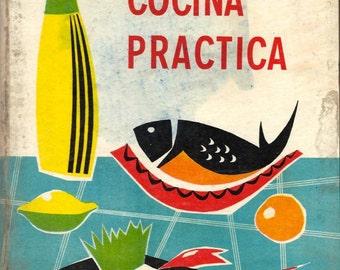 Vintage spanish recipes from a bookcook - Spanish cuisine, spanish cooking - Ephemera