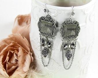 Parisian Earrings