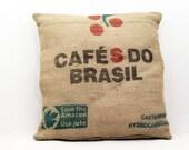 Reserviert für Marc Bass Kaffeesack Kissenbezug 50 cm x 50 cm