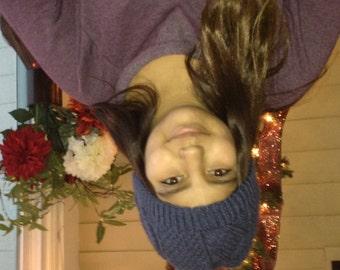 Teen's Handknitted Aran Hats