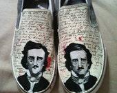 Custom Edgar Allan Poe/Gothic Designs