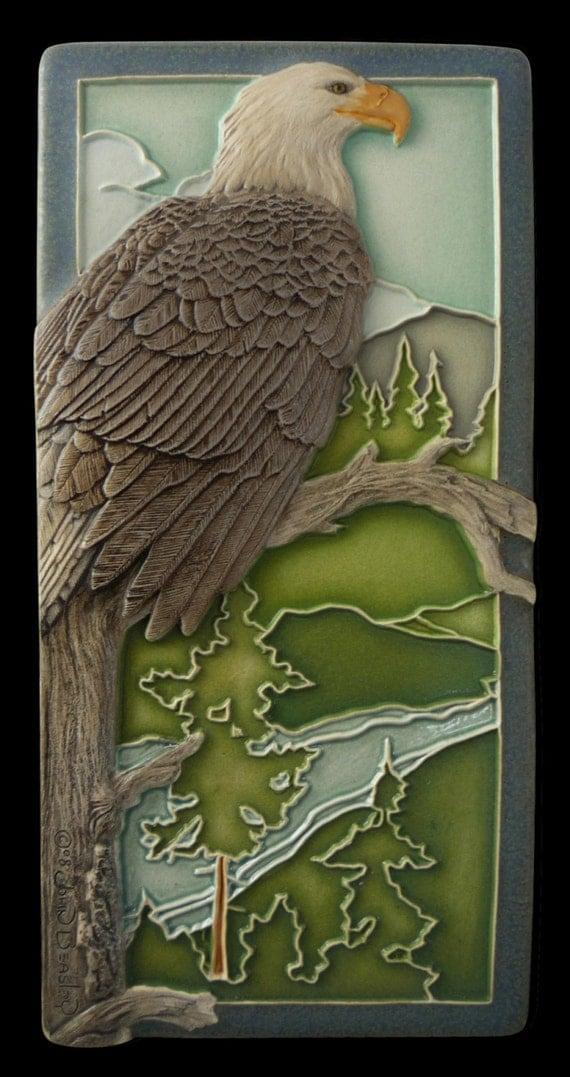 Animal Art Decorative Tile Wildlife Tile By