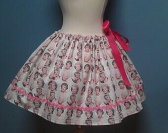 Golden Girls Skirt, Kawaii Skirt, Mini Skirt, Full Skirt, Lolita Skirt, Plus Size Skirt, All Sizes