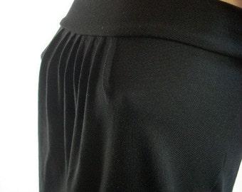 TopRock bandeau top shirt blouse BLACK