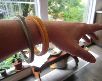 Set of Vintage Bakelite Bangles