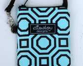 Padded Gadget Pouch Hollywood- iPhone, iPhone 5, Blackberry, Cellphone, iPod Touch