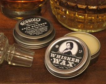 Aged Bourbon Whisker Wax