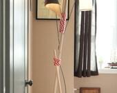 Signal - height adjustable multipurpose floor lamp