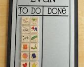 Chore Chart + Basic Magnet Set
