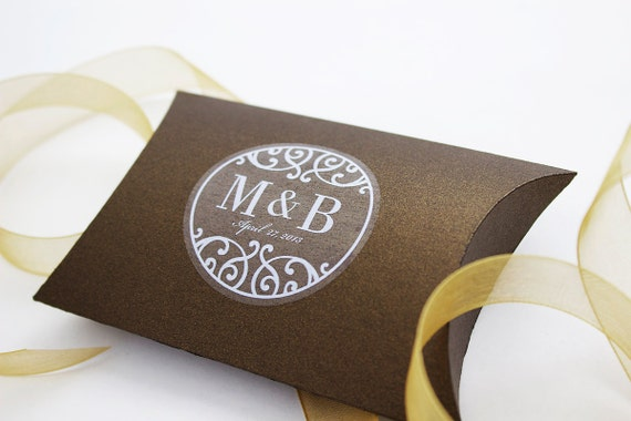 personalized wedding favor stickers packaging labels custom