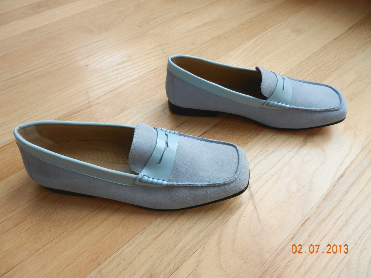 baby blue loafers 28 images baby blue loafers s shoes