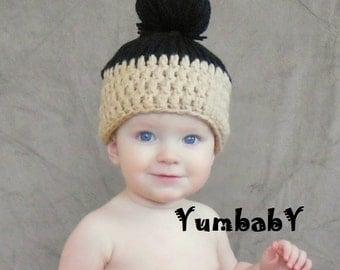 Sumo Wrestler Baby Hat Photo Props Sumo Hat Newborn Photography Props Costume