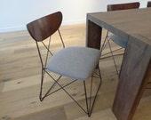 Mid Century Cat's Cradle Chair