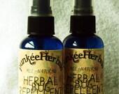 Herbal Bug Repellant - 2oz - 100% natural