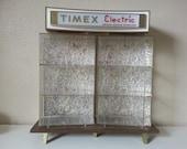 Timex Lighted Display Case, Vintage