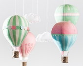 Hot Air Balloon Kit - Pink Petals - CraftSchmaft