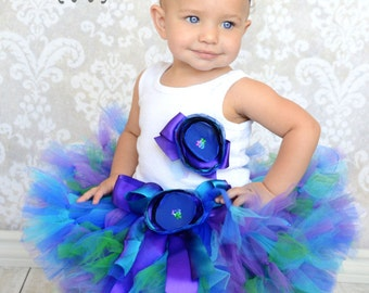 Birthday Tutu   1st Birthday Tutu Dress   Baby Birthday Tutu   Cake Smash Tutu   Tutu Skirt   Purple Birthday Tutu