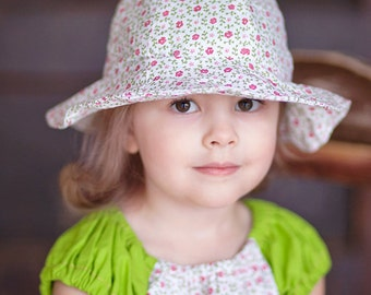 Toddler's Sun Hat, Girls summer hat
