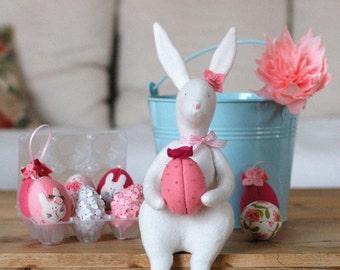 Easter Bunny PDF English model