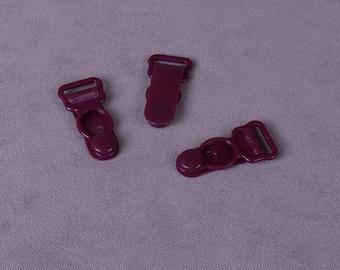 """Wine Garter Hooks - 3/8"""" - 5 Pairs (GC11WN-5)"""