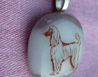Afghan Hound Dog Breed Jewelry