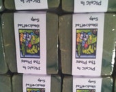 Pine Scented Soap- 3 bars