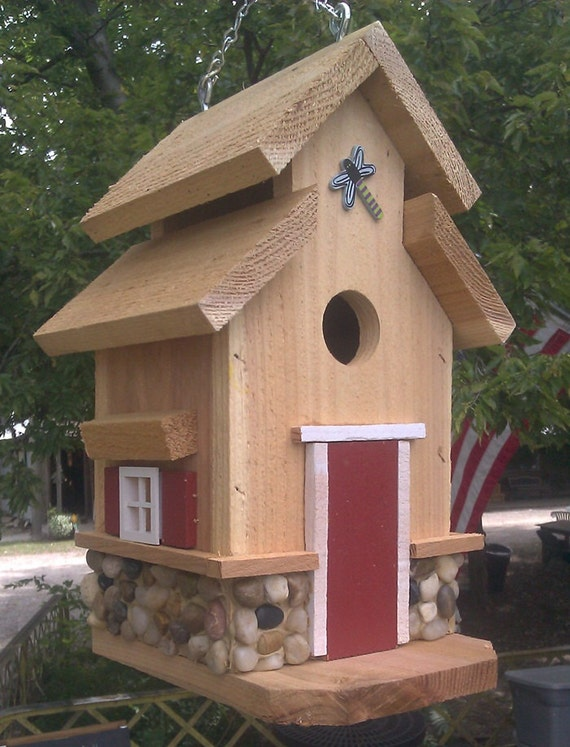 Chesapeake bird house for Types of birdhouses for birds